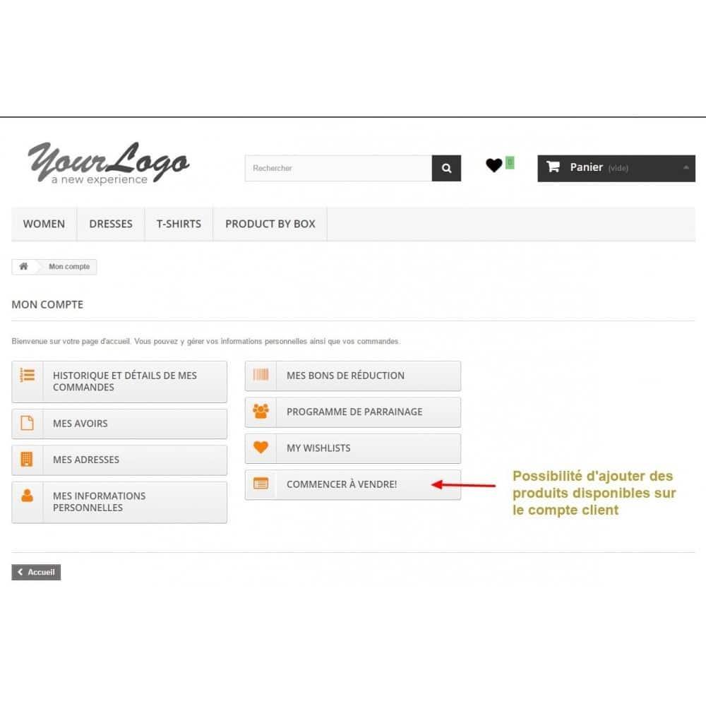 simple marketplace prestashop module
