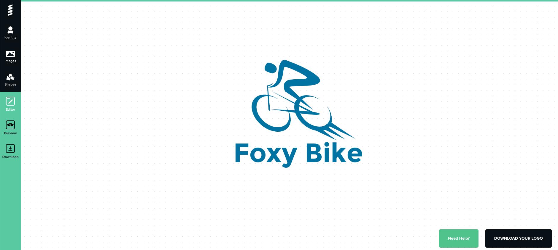 graphicsprings création de logo en ligne gratuit