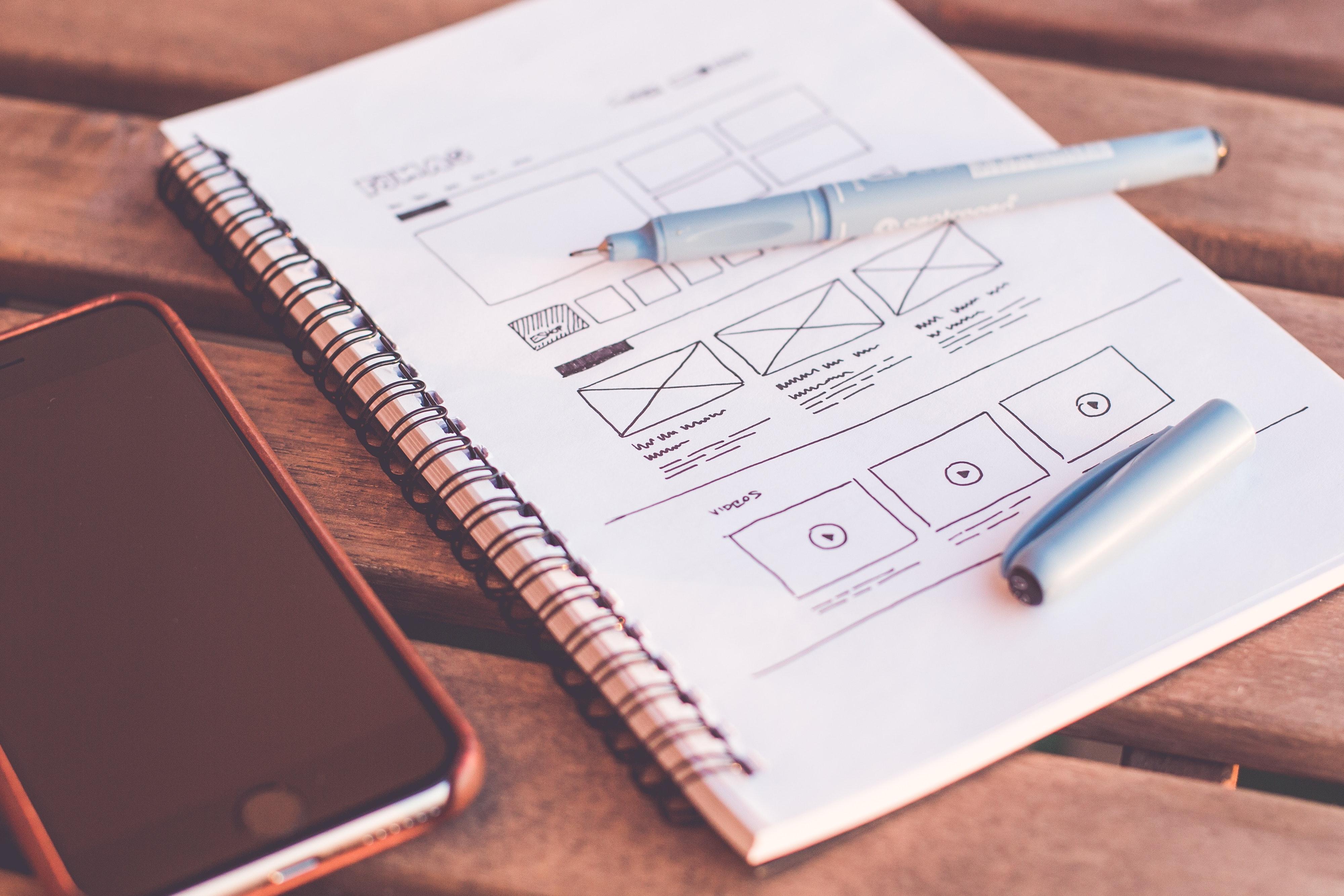 design e-commerce